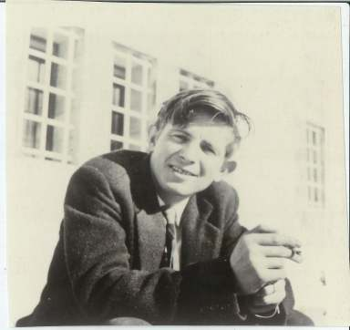 John Strugnell, c.1956.